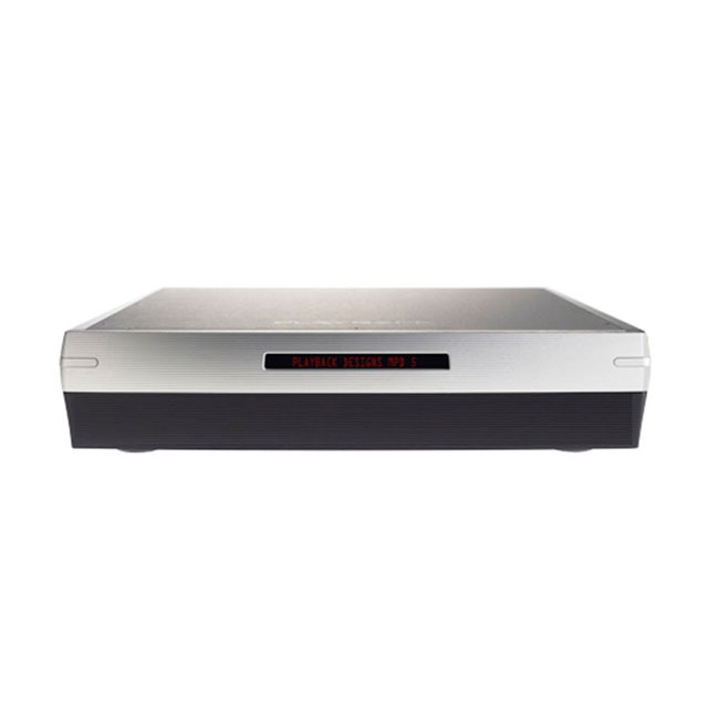 Playback Designs MPD-5 數位類比轉換器