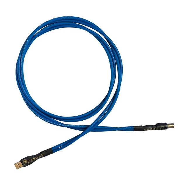 Cardas Clear 高速型USB數位線