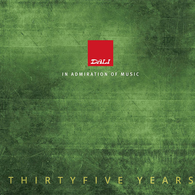 DALI LP – Thirtyfive Years (Vol. 5)