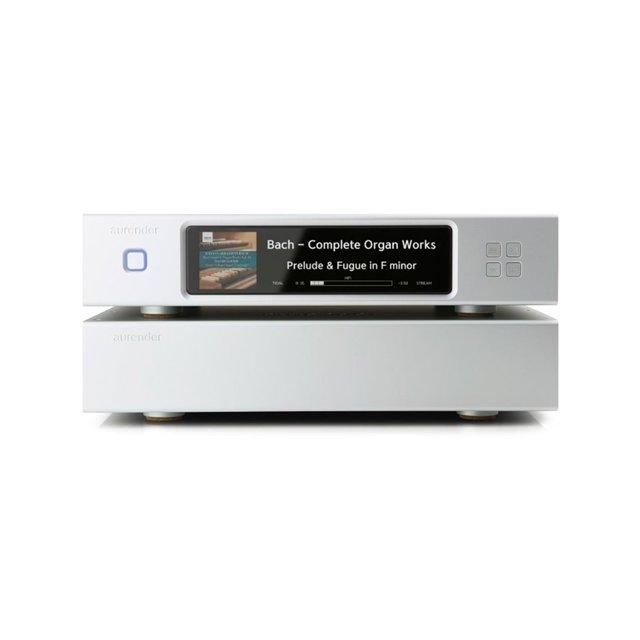 N30二件式數位串流轉盤